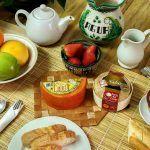 Desayuno en Finca Las Gamitas