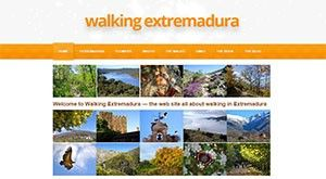 Walking Extremadura